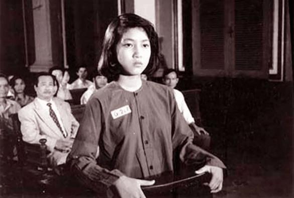 Hình ảnh phiên tòa xét xử chị Võ Thị Sáu