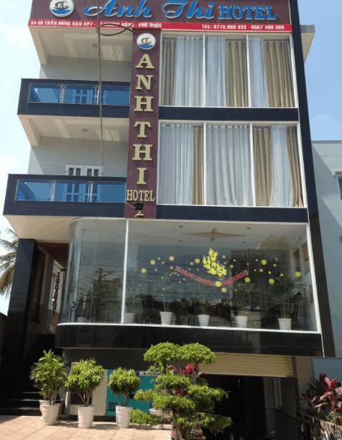 Khách sạn Anh Thi - Phú Quốc