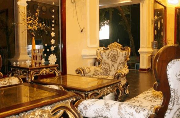 Khách sạn Newsun có nội thất sang trọng