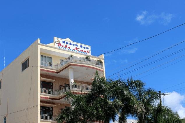 Khách sạn biển Xanh Phú Quốc