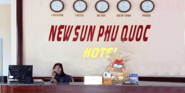 Khách sạn Newsun Phú Quốc