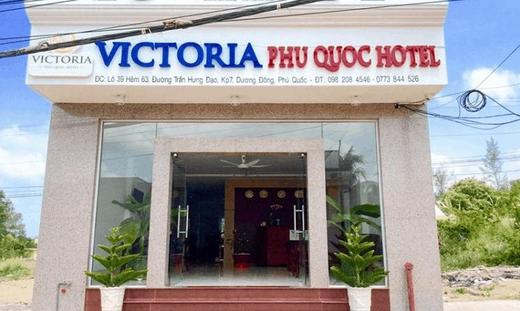 Khách sạn Victoria Phú Quốc