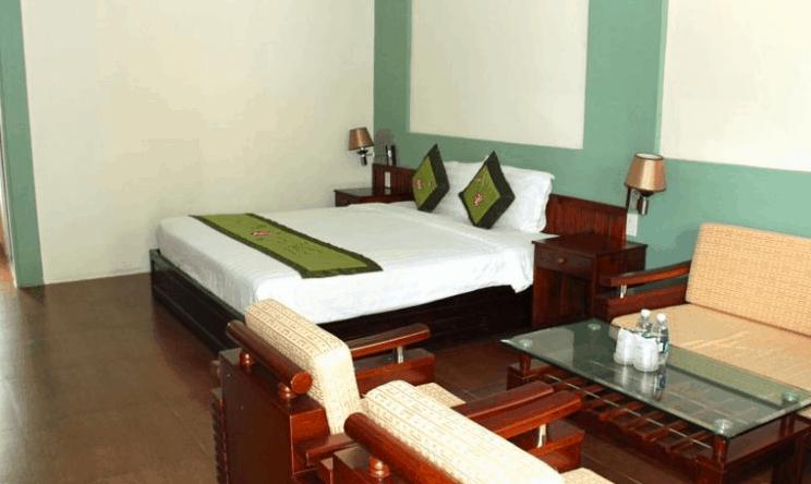 Không gian phòng nghỉ tại khách sạn Mỹ Lan
