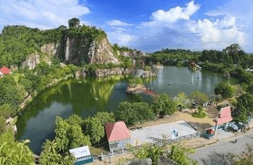 Khu du lịch núi Sập - An Giang