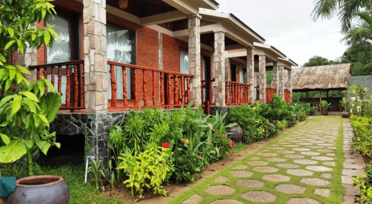 Khu nhà nghỉ Cottage Village