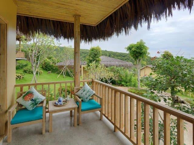 Không gian thoải mái ở Lahana resort Phu Quoc (ảnh ST)