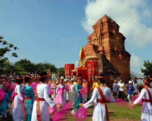 Lễ hội Katê (Ảnh ST)