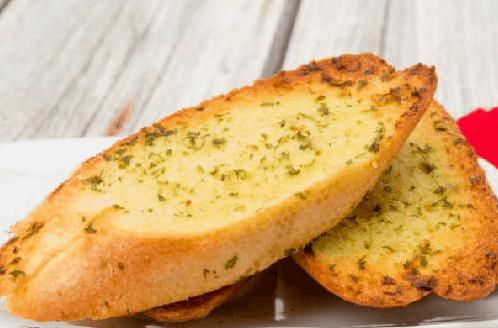 Món bánh mì nướng tỏi