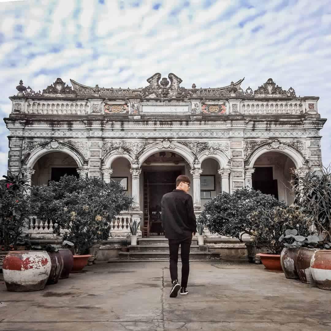 Nhà cổ Huỳnh Thuỷ Lê là nơi được lấy cảm hứng làm bộ phim L'Amant - Người Tình. Ảnh: @tienbui1294
