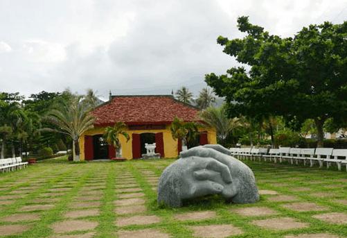 Nhà tưởng niệm nữ anh hùng Võ Thị Sáu