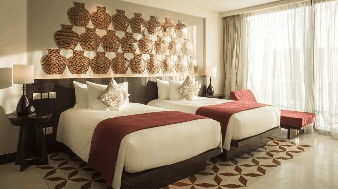 Phòng nghỉ cao cấp tại khách sạn Salinda Phu Quoc