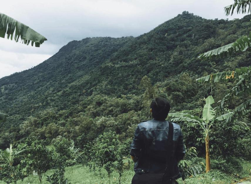 Phượt núi Cấm An Giang