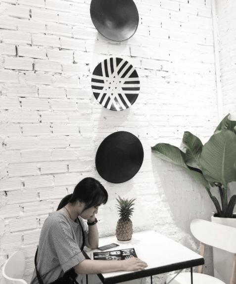 Quán cafe The Dome Kaffe