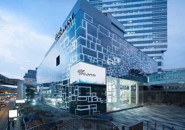 Siam Discovery - một trong những địa điểm mua sắm ở Bangkok hấp dẫn (ẢNH ST)