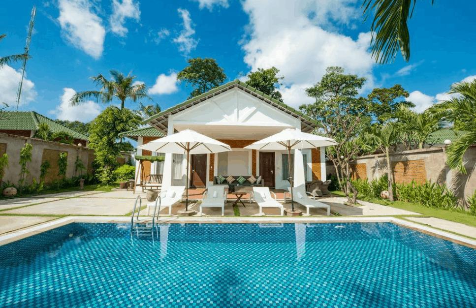 Tận hưởng kỳ nghỉ hấp dẫn tại Famiana Green Villa