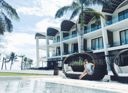 Tận hưởng kỳ nghỉ thú vị tại The Shells Resort & Spa
