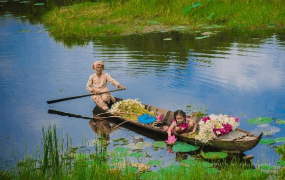 Trải nghiệm cuộc sông dân dã tại vùng sông nước Đông Tháp