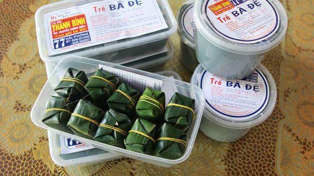 Tré Bà Đệ luôn tự hào là một trong những đặc sản ẩm thực độc đáo của Đà Nẵng (Ảnh ST)