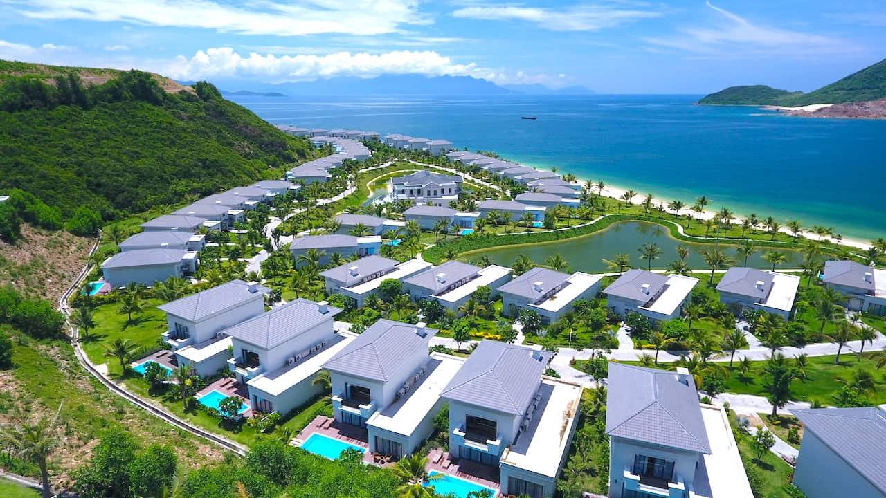 Khu nghỉ dưỡng có tới 1.670 phòng khách sạn (Ảnh ST)