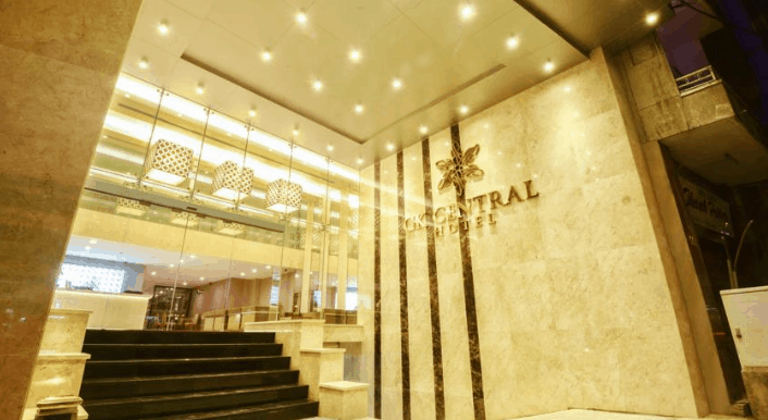 gk central hotel