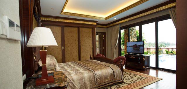 """Tận hưởng phong cách """"hoàng gia"""" ở khách sạn (Ảnh ST)"""