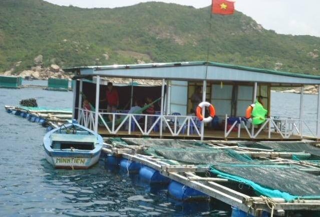 Nhà nghỉ Cô Lan (Ảnh ST)