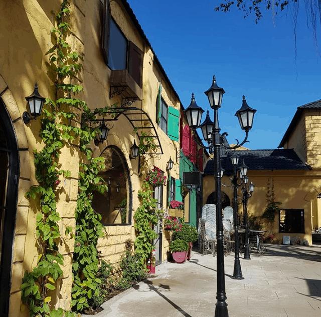 serafim alley