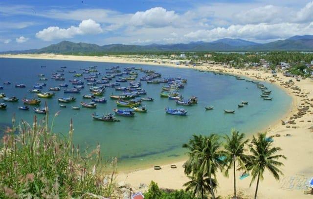 Một trong những nơi mà bạn không thể bỏ qua khi tới du lịch Bình Định (ẢNH ST)