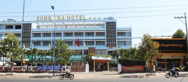 Khách sạn Sông Trà (Ảnh ST)