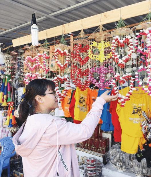 mua gì về làm quà khi du lịch biển Thạnh Phú