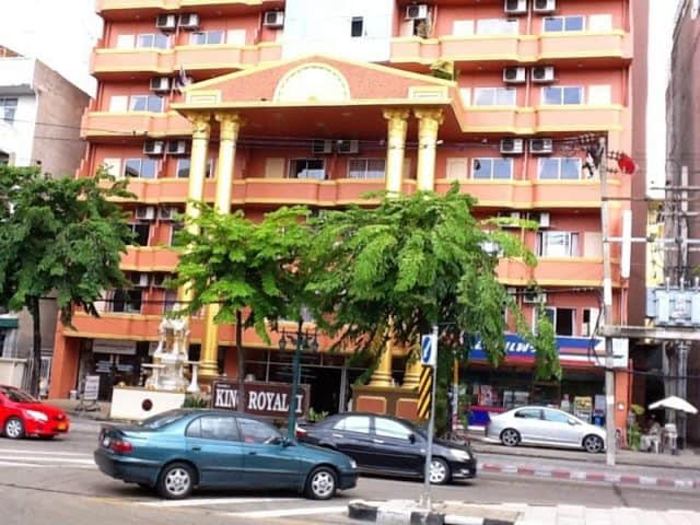 Khách sạn King Royal 2 ở Bangkok (Ảnh ST)