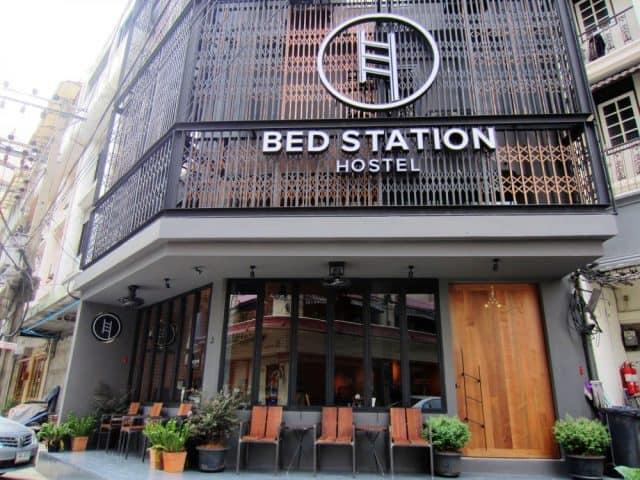 Bed Station Hostel (Ảnh ST)