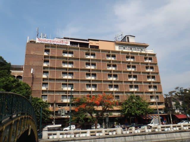 Khách sạn Bangkok giá rẻ-The Krungkasem Srikrung (Ảnh ST)