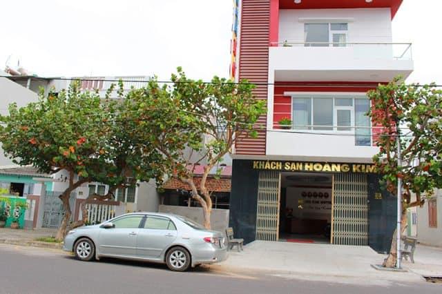 Khách sạn Hoàng Kim (Ảnh ST)