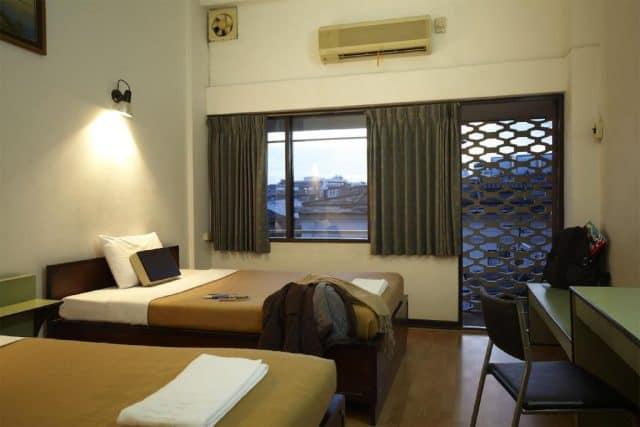 Phòng đôi trong khách sạn (Ảnh ST)
