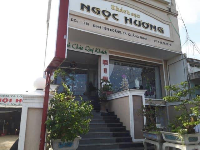 Khách sạn Ngọc Hương ở Quảng Ngãi (Ảnh ST)