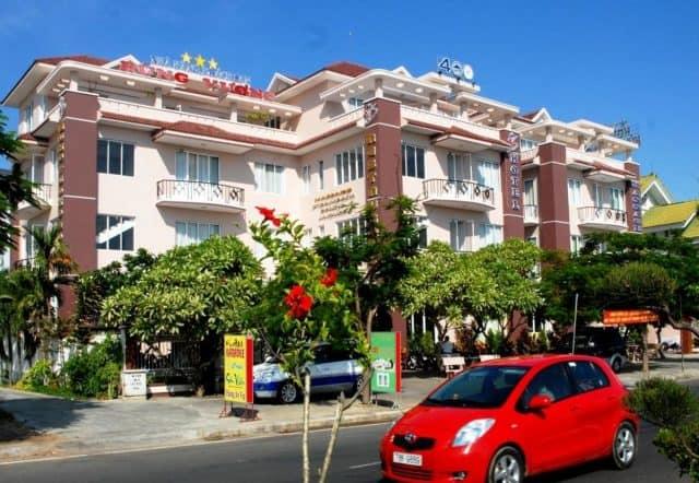 Khách sạn Hùng Vương Phú Yên (Ảnh ST)