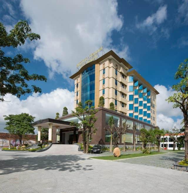Khách sạn Mường Thanh điểm dừng chân ưa thích của khách du lịch (Ảnh ST)