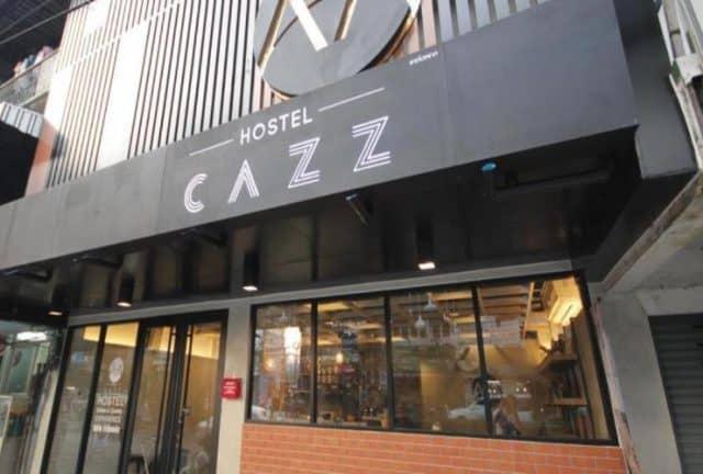 Cazz Hostel (Ảnh ST)