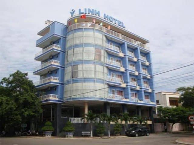 Khách sạn Ý Linh Quy Nhơn (Ảnh ST)