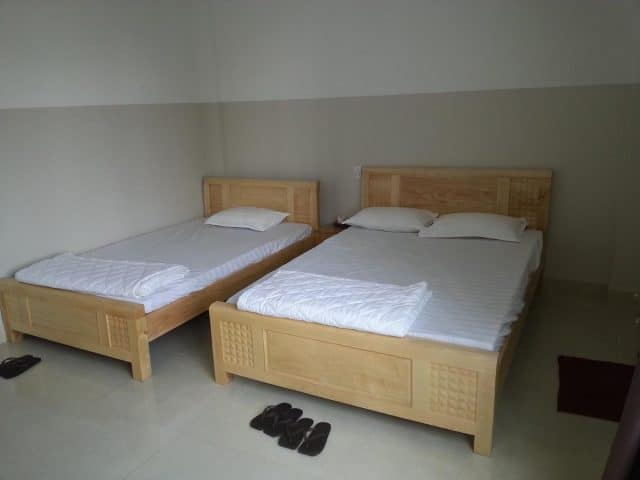 Khách sạn giá rẻ nhưng vẫn đầy đủ tiện nghi cơ bản (Ảnh ST)