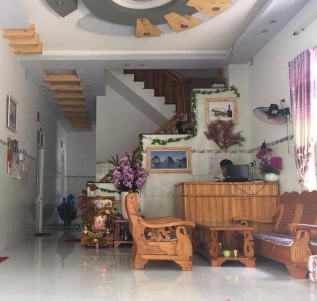 Nhà nghỉ Mai Huy trên đảo Bình Ba (Ảnh ST)