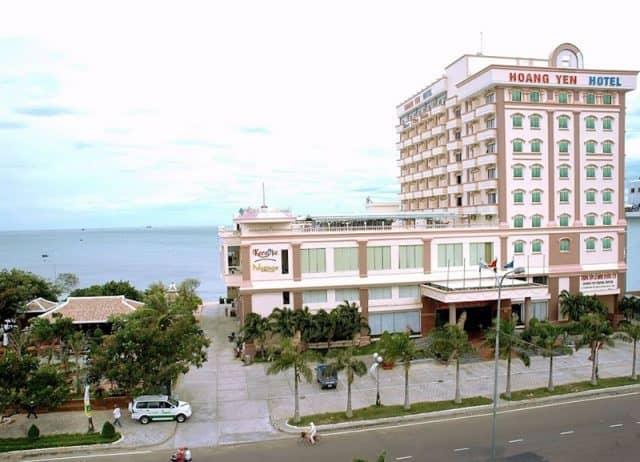 Hoàng Yến Hotel (Ảnh ST)