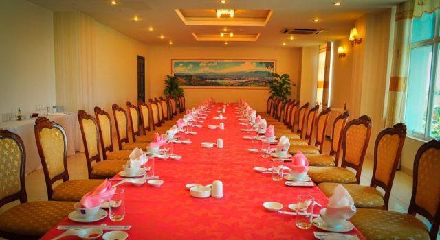 Nhà hàng sang trọng tại khách sạn (Ảnh ST)