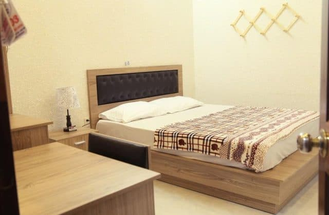 Phòng đơn trong khách sạn Bắc Hương (Ảnh ST)