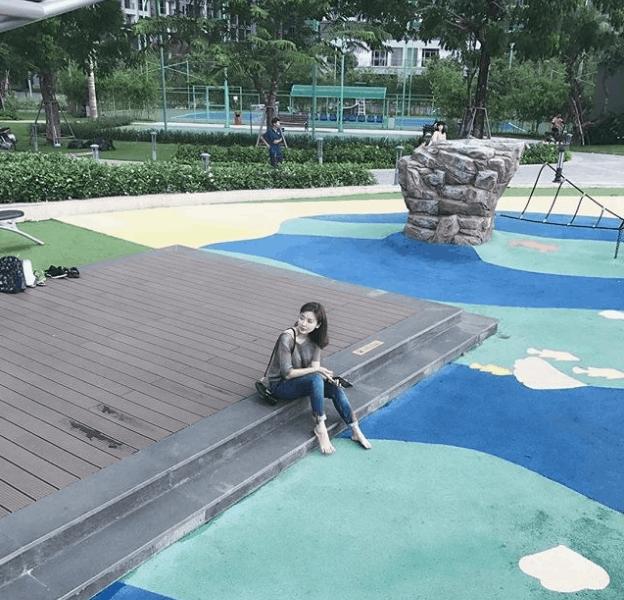 công viên đẹp ở sài gòn