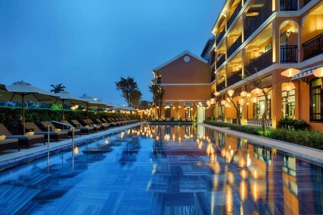 Đây là resort Hội An đáp ứng nhu cầu cho những du khác muốn ở gần trung tâm mà vẫn có kỳ nghỉ dưỡng tuyệt vời (Ảnh ST)