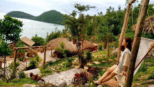 Humiso Nam Du có không gian thiên nhiên vô cùng tuyệt đẹp