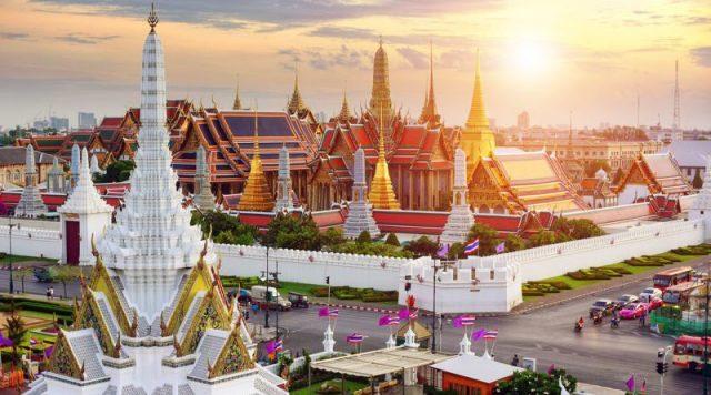 Grand Palace – một địa điểm du lịch Thái Lan nổi tiếng (ẢNH ST)
