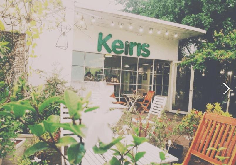 Quán Keiris - Tea, Coffee & Cakes